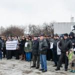 Митинг в защиту парка у Дворца Пионеров собрал около 350 человек
