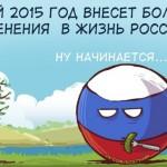 Что изменилось в жизни кировчан с 1 января 2015 года?