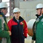 Представители  компании Ventamonjaks посетили «ЗМУ КЧХК»