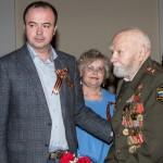 Для ветеранов в Истринском районе Подмосковья устроили праздник