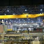 На ЗМУ КЧХК модернизируют систему освещения