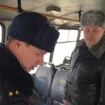 Транспортникам устроили разгон: Начальник областного ГИБДД проверил работу общественного транспорта