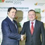 Евгений Жирков заботится об экологии в округе Балашиха