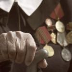 Творческие коллективы поздравили ветеранов Истры с юбилеем Победы