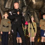Акцию памяти возглавил в Истринском районе руководитель администрации Андрей Дунаев