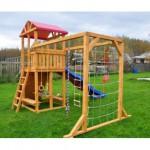 30 детских и 7 спортивных площадок появится в поселениях Истринского района