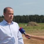 Андрей Дунаев: власти района продолжат поддержку фермерских хозяйств