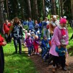 Семейный праздник для сотрудников «ЗМУ КЧХК»