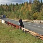 Аварийность на участке трассы Киров — Пермь решили снизить при помощи молебна