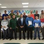 В филиале «КЧХК» продолжаются конкурсы профмастерства