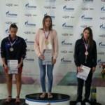 Кировские пловцы успешно выступили на Чемпионате и Первенстве ПФО