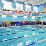 «УРАЛХИМ» поддержал всероссийские соревнования по плаванию