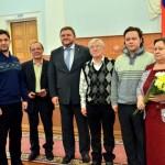 Сотрудники компании «УРАЛХИМ» награждены Почетными знаками Кировской области