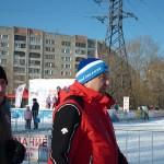 Сотни кировчан вышли на старт гонки «Лыжня России 2016»