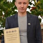 Сотрудник компании «УРАЛХИМ» победил во Всероссийском конкурсе «Инженер года»
