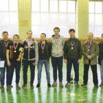 Команда Кировской ТЭЦ-5 одержала победу в турнире по мини-футболу