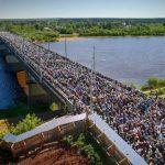«МегаФон» обеспечил устойчивую связь паломникам Великорецкого крестного хода