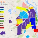 Подключение отопления жилым домам в Кирове идет по графику