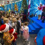 Для детей из социальных учреждений Калужской области устроили праздник