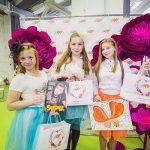 Фестиваль красоты и здоровья объединил десятки воспитанниц детских домов
