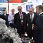 Группа «Т Плюс» на выставке «Иннопром» представила Владимиру Путину свою инвестпрограмму