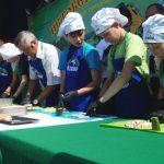 Участники проекта «Я — повар» узнали секреты космической окрошки