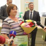 50 000 рублей — победительнице акции «Подарки за платежи в Сбербанке»