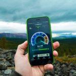 В честь 15-летия «МегаФон» привез 4G в место, где начинаются Уральские горы