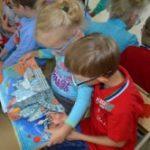 Кировские дети узнают историю России по рельефным книгам