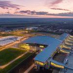 Специалистами ПАО «Европейская Электротехника» аэропорт «Платов» оснащен системами электро- и энергоснабжения