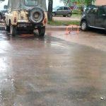 КТК благоустроила за неделю 22 места проведения  ремонтных работ
