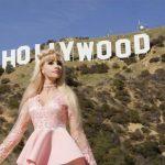 Русская Барби Таня Тузова представит на суд зрителей клип-загадку, снятый в США