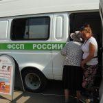 Мобильный пункт энергетиков и приставов приедет в Кирово-Чепецк