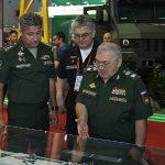 На выставке военных в парке «Патриот» побывал министр обороны РФ