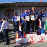 Сертификат на покупку шин Viatti был вручен победителю конкурса  профмастерства среди водителей большегрузов