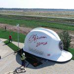 В парке «Патриот» намечено открытие музея военных строителей