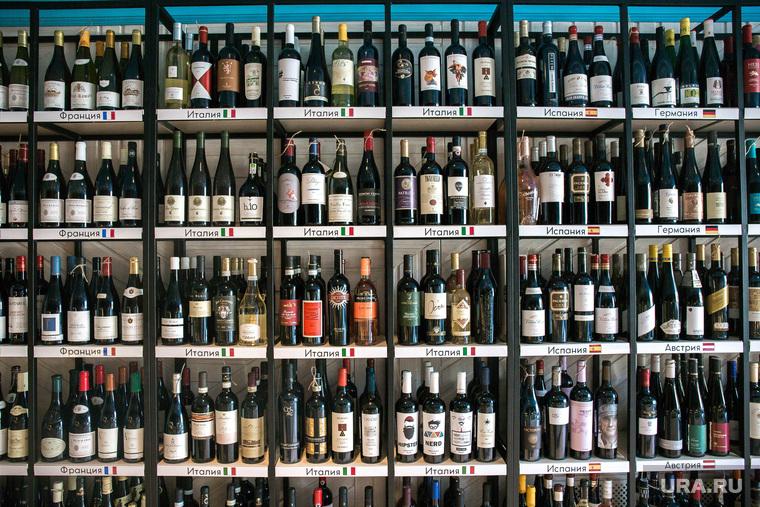 В РФ  может подорожать вино